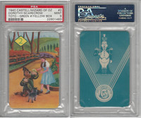 1940 Castell Card, Wizard Of Oz, #2 Dorothy, Scarecrow, PSA 9 Mint