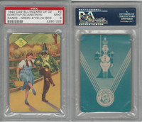 1940 Castell Card, Wizard Of Oz, #3 Dorothy, Scarecrow, PSA 9 Mint