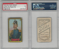 T80 Tolstoi, Military, 1911, Chief of Artillery, Brigadier, USA, PSA 3 VG