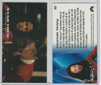 1994 Skybox, Star Trek Generations, #10 Uncertain Victory