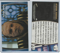 1998 Skybox, Star Trek Insurrection, #10 Mission Log 9