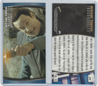 1998 Skybox, Star Trek Insurrection, #13 Mission Log 12