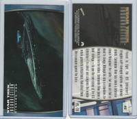 1998 Skybox, Star Trek Insurrection, #15 Mission Log 14
