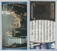 1998 Skybox, Star Trek Insurrection, #17 Mission Log 16