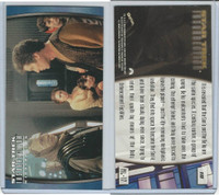 1998 Skybox, Star Trek Insurrection, #18 Mission Log 17