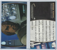 1998 Skybox, Star Trek Insurrection, #21 Mission Log 20