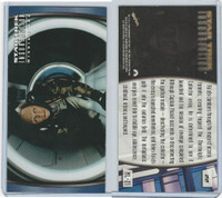 1998 Skybox, Star Trek Insurrection, #22 Mission Log 21