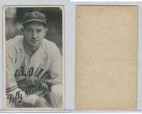 1936 Goudey Wide Pen Premium Baseball, Rolly Hemsley, Cardinals