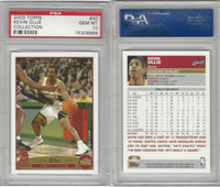 2003 Topps Collection Basketball, #40 Kevin Ollie, Supersonics, PSA 10 Gem