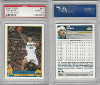 2003 Topps Collection Basketball, #84 Jon Barry, Nuggets, PSA 10 Gem