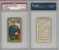 T80 Tolstoi, Military, 1911, Commander in Chief, France, PSA 4 VGEX
