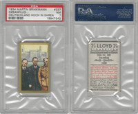 B110-7 Brinkmann, Germany High Honor, 1934, #337 Ocean Flight, PSA 7 NM