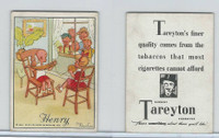T78 Tareyton Cigarettes, Little Henry, 1937, (2)