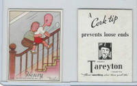 T78 Tareyton Cigarettes, Little Henry, 1937, (3)