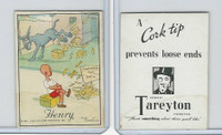 T78 Tareyton Cigarettes, Little Henry, 1937, (33)