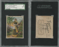 T52 Helmar, Costumes & Scenery, 1912, Singapore, SGC A