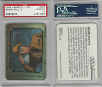 1986 Hasbro, G.I. Joe, #133 Sharp Salute, PSA 10 Gem