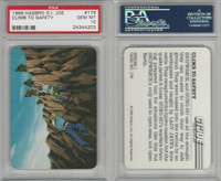 1986 Hasbro, G.I. Joe, #176 Climb To Safety, PSA 10 Gem