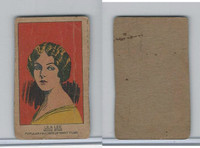 W538 Strip Card, Movie Stars, 1920's, Lila Lee