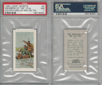 C0-0 Cadet Sweets, Adventures Rin Tin Tin, 1960, #2, PSA 7 NM