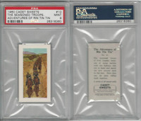 C0-0 Cadet Sweets, Adventures Rin Tin Tin, 1960, #10, PSA 9 Mint