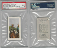 C0-0 Cadet Sweets, Adventures Rin Tin Tin, 1960, #11, PSA 9 Mint