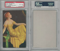 W424-2a Mutoscope, All American Girls, 1941, Right Dress, PSA 6 EXMT