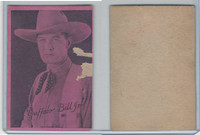 R218 Motion Picture Stars, 1930's, Buffalo Bill Jr., (Pink)