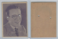 R218 Motion Picture Stars, 1930's, Harold Lloyd (Purple)