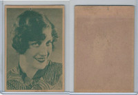R218 Motion Picture Stars, 1930's, Joan Crawford (Green)