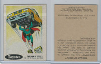 1978 Taystee Bread, DC Super Heroes, #2 Superman, The Man of Steel