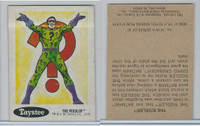 1978 Taystee Bread, DC Super Heroes, #14 The Riddler