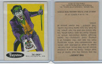 1978 Taystee Bread, DC Super Heroes, #15 The Joker