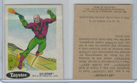 1978 Taystee Bread, DC Super Heroes, #23 Lex Luthor