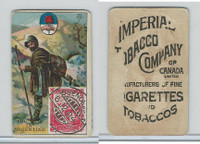 C19 Imperial Tobacco, Mail Carriers & Stamps, 1903, Argentina