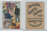 C19 Imperial Tobacco, Mail Carriers & Stamps, 1903, Luxemburg