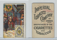 C19 Imperial Tobacco, Mail Carriers & Stamps, 1903, Russia, Siberia