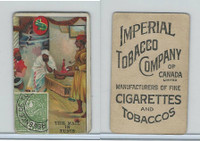 C19 Imperial Tobacco, Mail Carriers & Stamps, 1903, Tunis