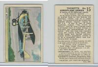 C111 Tuckett Ltd, Tucketts Aeroplane Series, 1930, #15 Giant Moth