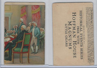 T70 ATC, Historical Events, 1910, Sign Dec. Independance (Center part ofTrifold)