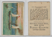T70 ATC, Historical Events, 1910, Trial Trip of Fultons Steamboat (Large)