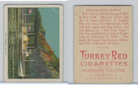 T72 Turkey Red, Hudson - Fulton Series, 1909, The Francis Skiddy