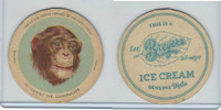 F1 Dixie Cup, Circus Series, 1930, #10 Daniel The Chimpanzee (Type C)