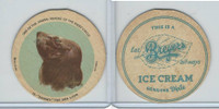 F1 Dixie Cup, Circus Series, 1930, #13 Sammy The Sealion (Type C)