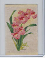 SC7 Imperial Tobacco, Garden Flowers, 1910, #17 Orchids
