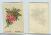 SC7 Imperial Tobacco, Garden Flowers, 1910, #20 Carnations, Mignonette