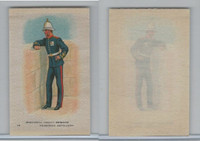 SC10 BAT Silk, Regimental Uniforms Canada, 1910, #16 Montreal Heavy Brigade