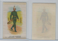 SC10 BAT Silk, Regimental Uniforms Canada, 1910, #19 Carabiniers Mont-Royal