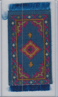 B56 Tobacco Flannel Insert, Conventional Rugs, 1910 (5 X 2 In) #2