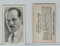 T85-1 Tobacco Products Corp, Movie Stars, 1922, #15 Jack Holt